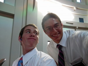 Two Missionaries