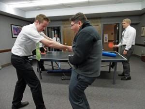 Elders Ping Pong